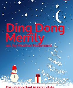 Ding Dong Merrily Duet H.Hammond