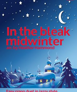 In the Bleak Midwinter Piano Duet H.Hammond