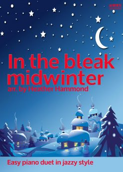 In the Bleak Midwinter Piano Duet H.Hammond