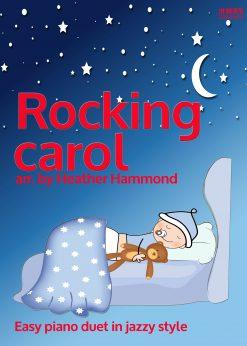 Rocking Carol Piano Duet H.Hammond