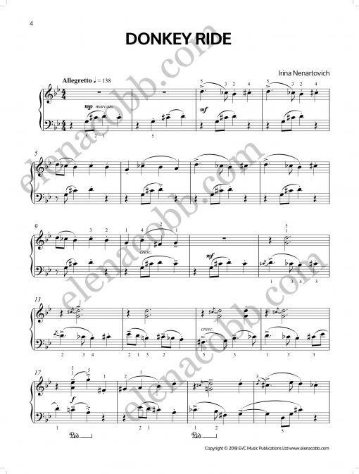 2. Donkey Ride I.Nenartovich EVC Music