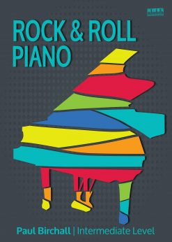 Rock and Roll Piano Paul Birchall EVC Music