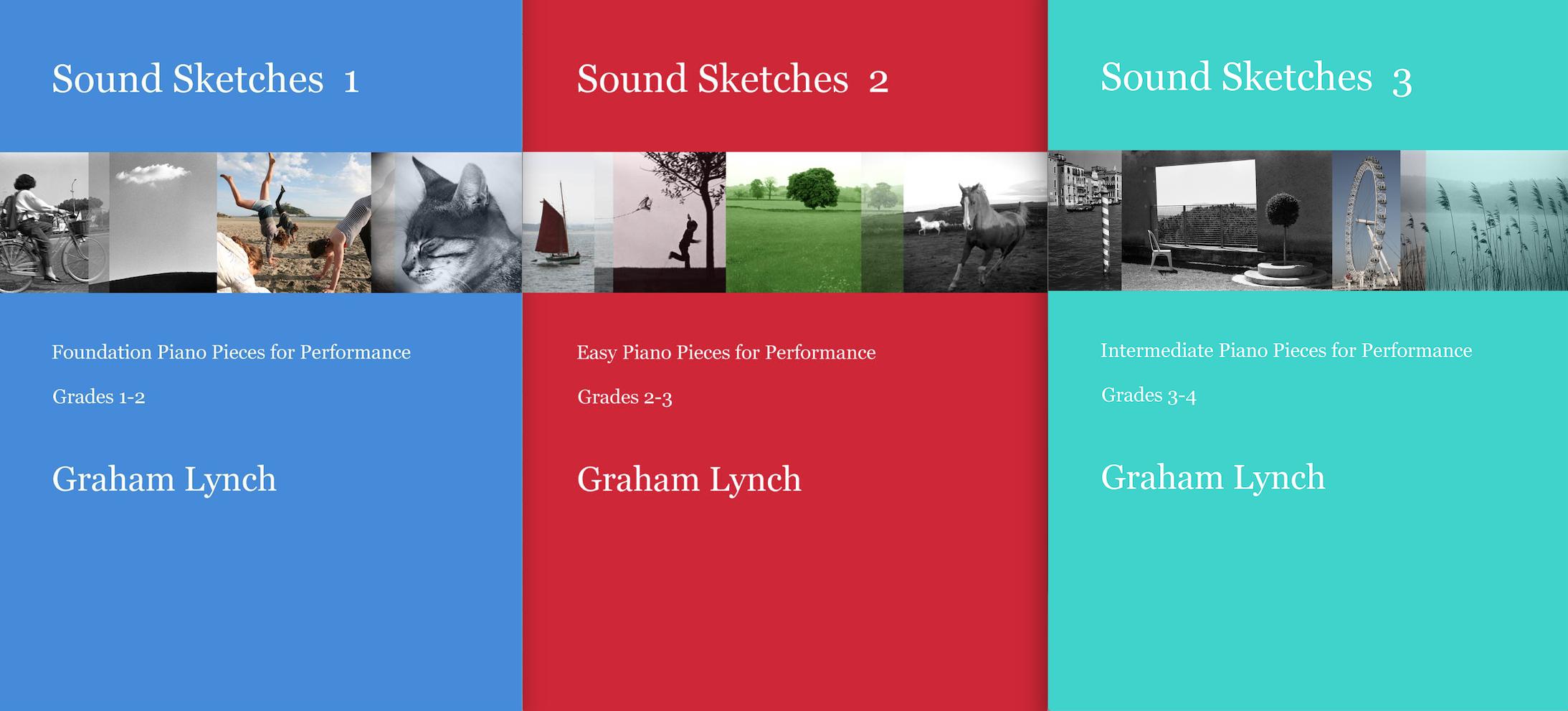 Sound Sketches Graham Lynch EVC Music