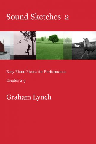 Sound Sketches Vol 2 Graham Lynch EVC Music