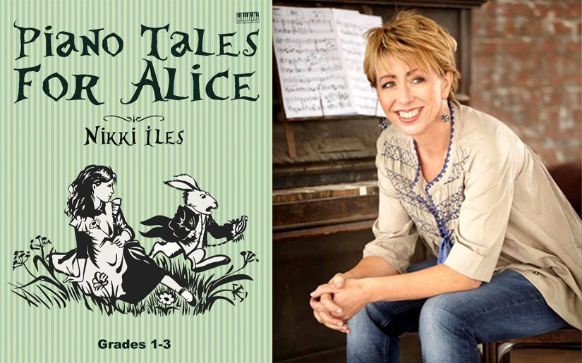 Piano Tales For Alice Nikki Iles EVC Music