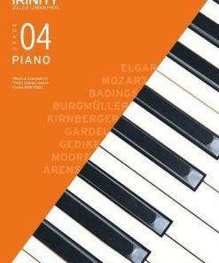 Trinity College London Piano Exam Pieces & Exercises 2018-2020 Grade 4