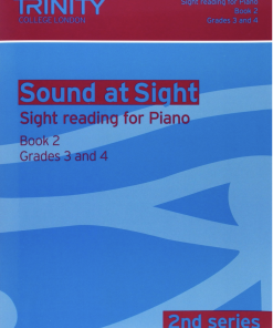 Trinity Sound at Sight Piano Book 2 Grades 3-4