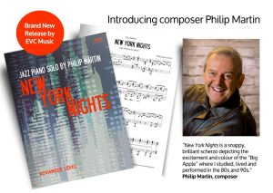 EVC Music New York Nights Philip Martin