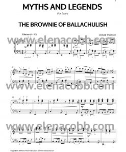 The Brownie of Ballachulish Donald Thomson