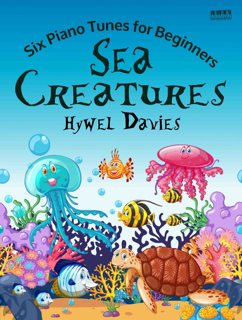 Sea Creatures by Hywel Davies EVC Music